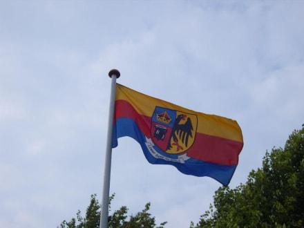 Die Fahne von Nordfriesland! - Grachtenfahrten