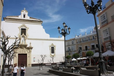 Plaza de San Francisco - Altstadt Cadiz