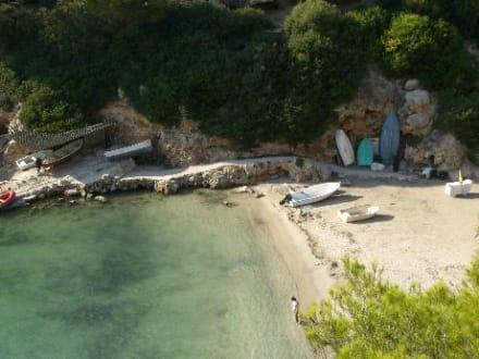 Bucht Cala Pi - Bucht von Cala Pi