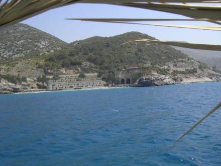 Mir fehlen die Worte - Bootstour Alanya