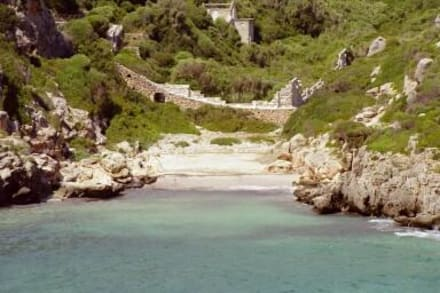 eine Bucht - Bucht von Canutells