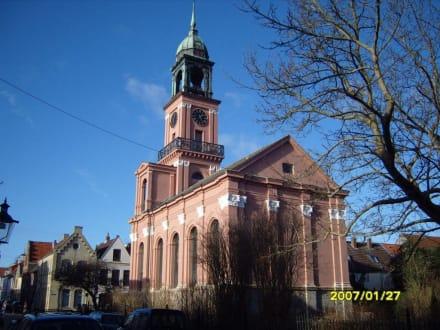Die Remonstrantenkirche! - Remonstrantenkirche