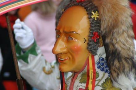 Fasnet 2006 - Konstanzer Maske - Konstanzer Fasnacht