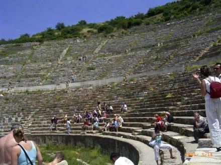 Theater von Ephesos - Amphiheater von Ephesos