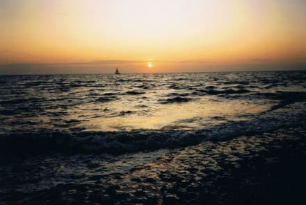 Sonnenuntergang - Insel Norderney