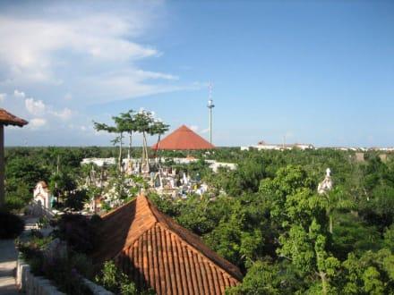 Parküberblick - Freizeitpark Xcaret