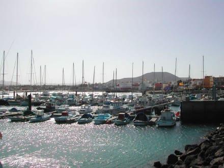 Corralejo - Hafen Corralejo
