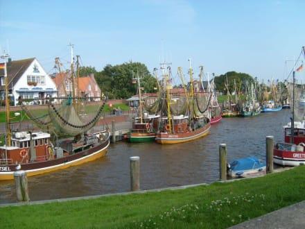 Hafen - Hafen Greetsiel