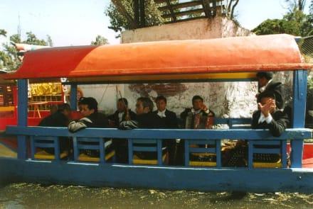 Xochimilco-Schwimmende Garten - Xochimilco