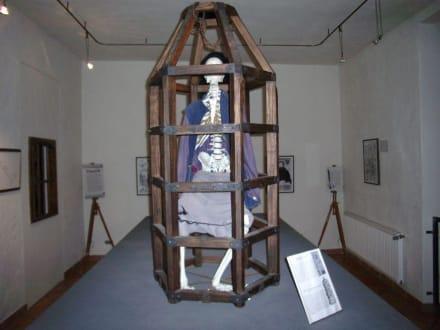 Hungerkäfig - Foltermuseum