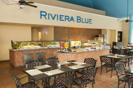 Riviera Blue -