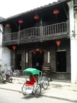 Chinesische Holzhäuser - Altstadt Hoi An