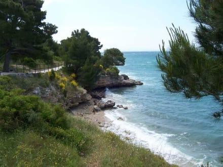 Strandwandern - Strand Punta Rata