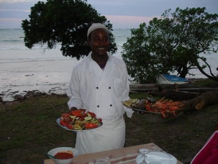Restaurant - LadyM Safari Tours