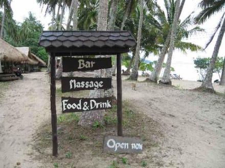 Hier ist man richtig - Nice Beach