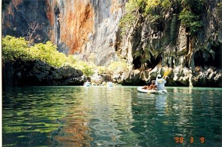 Nationalpark - Kajaktour Andaman Seakajak Phuket