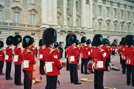 Palast - Buckingham Palace