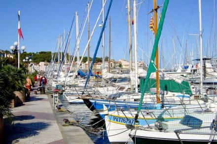 Yachthafen Port-Vendres - Port Vendres
