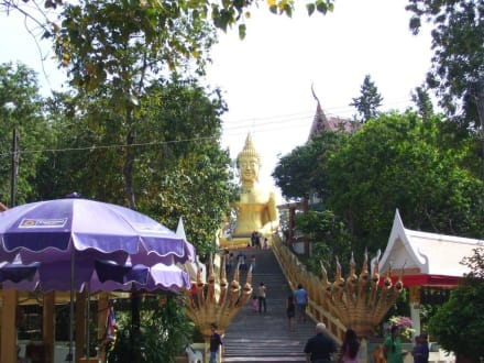 Treppe - Big Buddha