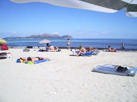 Strand - Strand Can Picafort