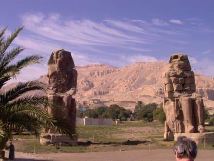Koloss von Memnos - Kolosse von Memnon