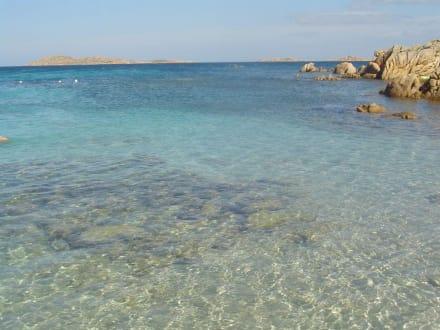 Starnd von Cala di Volpe - Strand Cala di Volpe