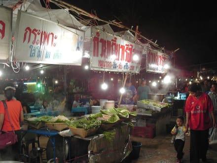 Nachtmarkt in Bangkok - Nachtmarkt von Patpong