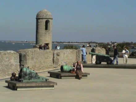 Castillo de San Marco (1672) - Castillo de San Marcos National Monument