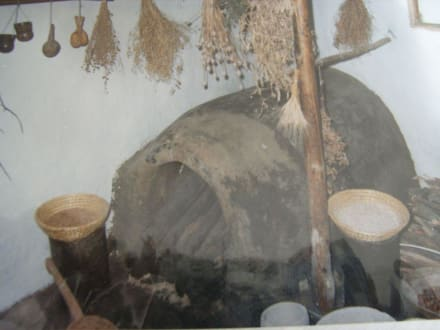 Alte Küche - Pfahlbauten