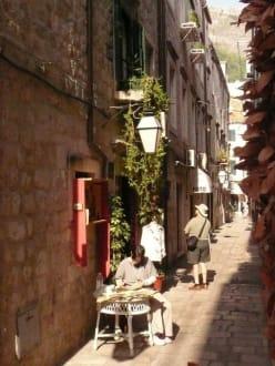 Landgang in Dubrovnik - Altstadt Dubrovnik