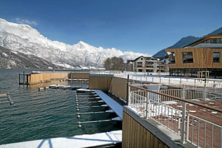 Winter im Resort Walensee - Ferienpark Landal Resort Walensee