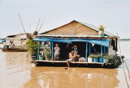 Familienleben - Dorf Chong Kneas