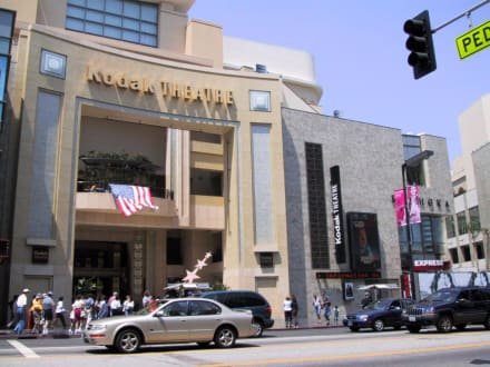 Hollywood - Kodak Theater - Dolby Theatre
