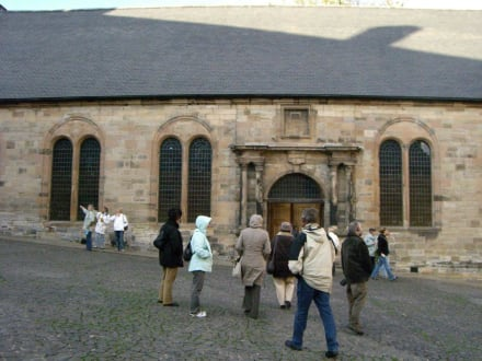 Innenhoh von Sterling Castle - Stirling Castle