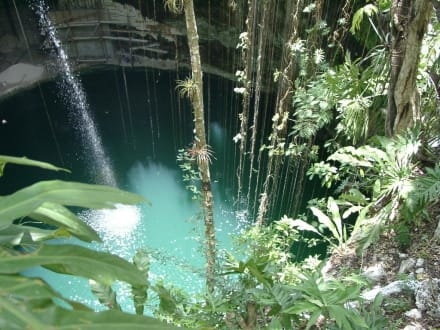 Cenote - Cenote Ik-Kil