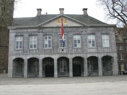 Hauptwache - Spanische Botschaft - Vrijthof Maastricht