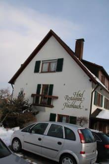 Haupthaus - Hotel Knoblauch