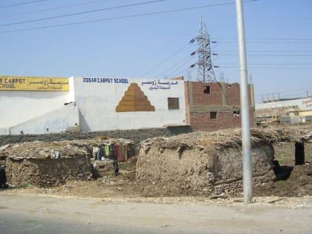 HInweischild! - Stufenpyramide / Pyramide von Djoser