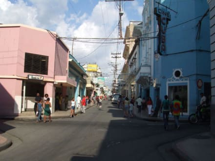 Santiago - Altstadt Santiago de Cuba