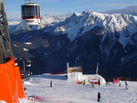 Skigebiet Kronplatz - Skigebiet Kronplatz