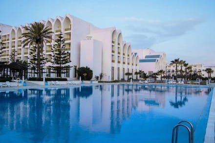 Tunisia Hotels in Skanes Hotel Amir Palace in Skanes