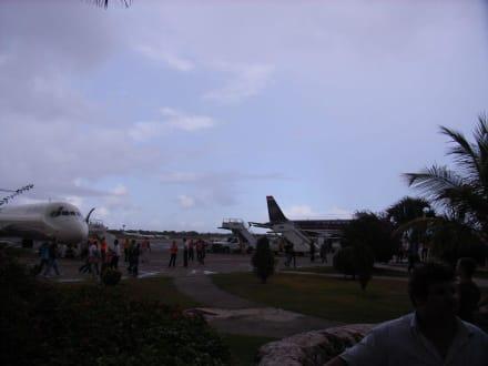 Flughafen von Punta Cana - Flughafen Punta Cana (PUJ)