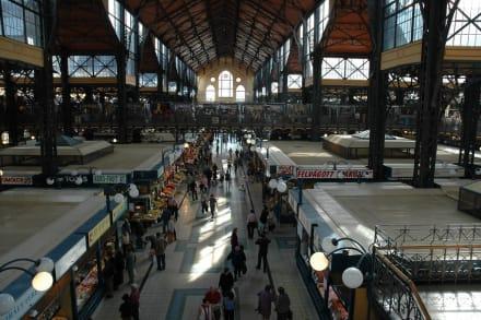 Markthalle - Markthallen