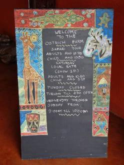 Info-Safari-Tour - Curacao - Safari - Tour