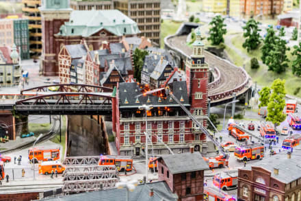 Miniatur Wunderland Hamburg - Miniatur Wunderland Hamburg