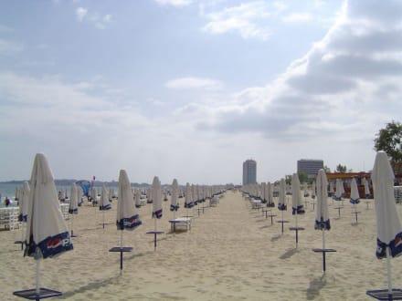 Sonnenstrand - Strand Goldstrand