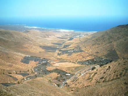 Mirador de Haria - Tal der tausend Palmen