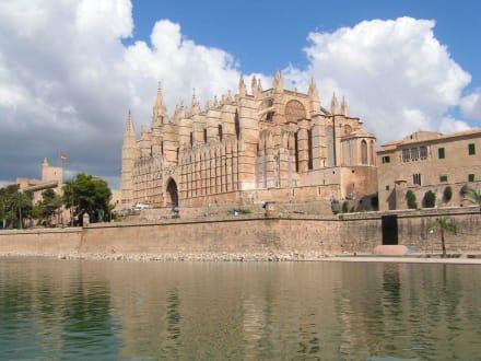 Kathedrale in Palma - Kathedrale La Seu