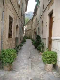 Spanien - Mallorca - Altstadt Soller
