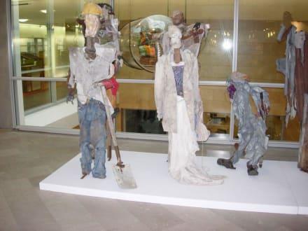 Kunst aus Müll1 - Moderna Museet